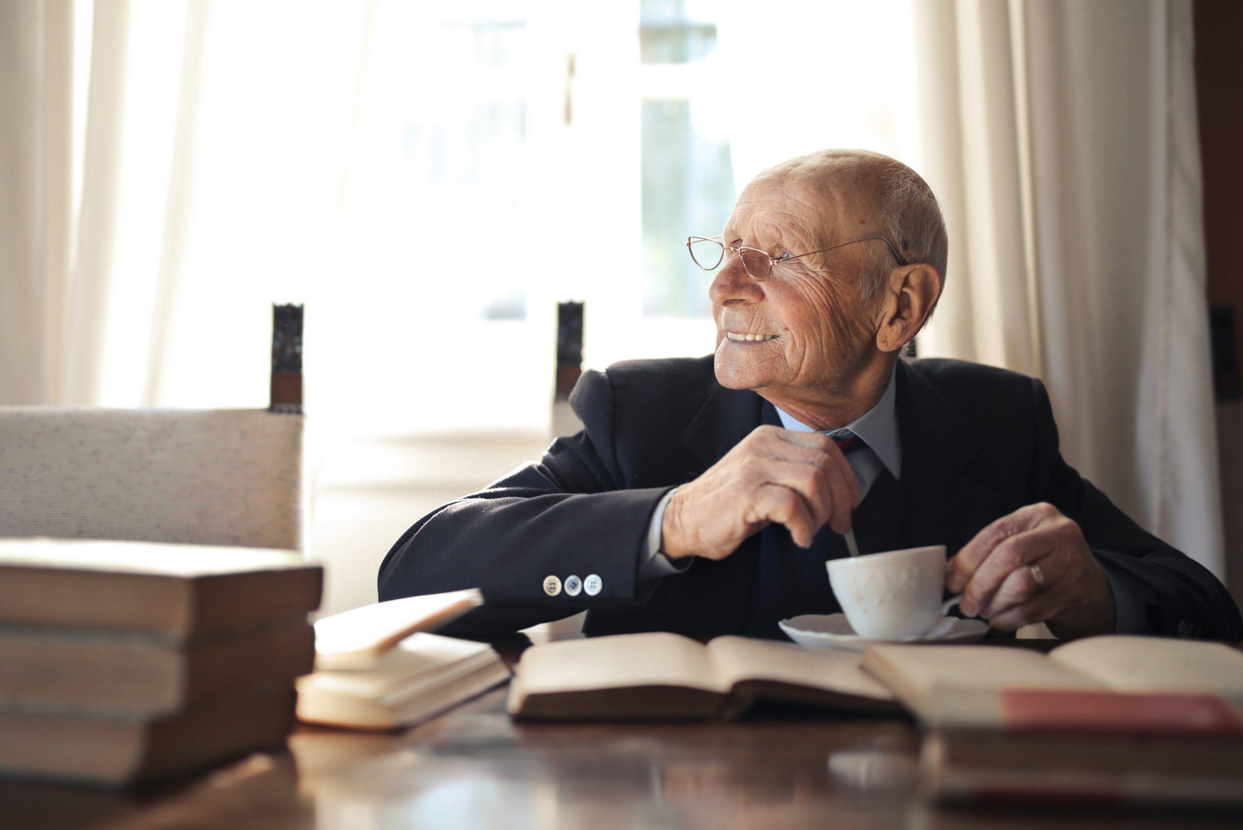 Lernen im Alter – sind wir irgendwann zu alt zum Lernen?